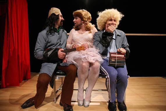 504005f1642 Pořad  Zkrocení zlé ženy - Divadlo Petra Bezruče