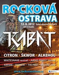 Kulturní akce  Rocková Ostrava!!! - Kabát a další 050d46459ad
