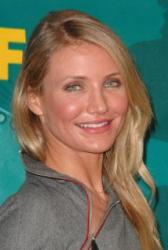 Cameron Diaz isnt telling us what shes working on