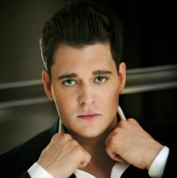 Michael Bublé knows his name is funny