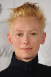 Tilda Swinton finally owns up to playing 82-year-old man
