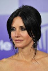Courteney Cox reunites with costars for her birthday