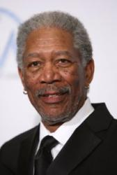 Russia turns on Morgan Freeman over election war video