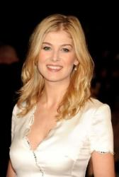 Rosamund Pike on playing the fierce war reporter killed by the Syrian regime
