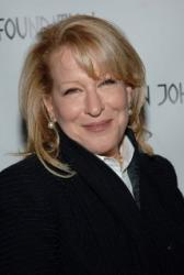 Bette Midler asked, Whats wrong with this picture? The answer was universal: nothing