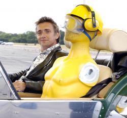 Richard Hammond jokes Im not dead after car crash
