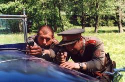 Stokrát a dost. Viktor Preiss se rozloučil s Vihohrady derniérou komedie Vstupte!