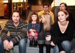 Luděk Munzar (85) vdával dceru Báru: V bolestech šel k oltáři!