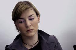 Martha Issová odchází na mateřskou, prozradila její kolegyně