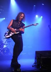 """Kirk Hammett k novince Metalliky: """"Je problém nás dostat do jedné místnosti."""""""