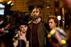 Natáčení Anděla Páně 2 nezastaví ani nedostatek sněhu. Filmaři vyrábějí vlastní
