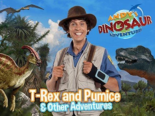 Výsledek obrázku pro andy a dobrodružství dinosauři