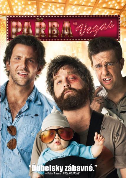Pařba ve Vegas / Hangover, The (2009)