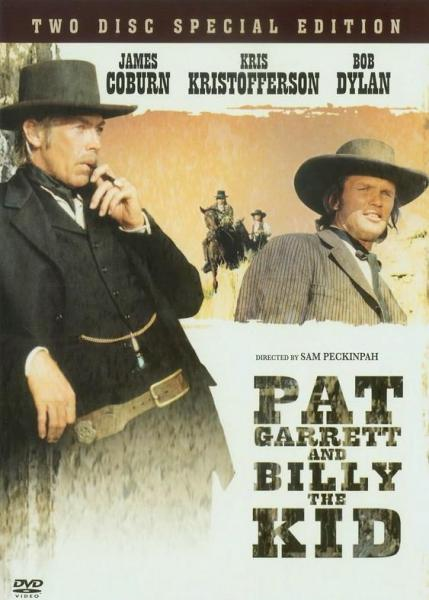 billy the kid. Pat Garrett and Billy the Kid