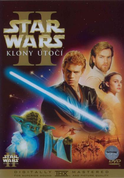 star wars ii attack of the clones dvd cover. Star Wars: Episode II - Attack of the Clones / Star Wars II > Posters