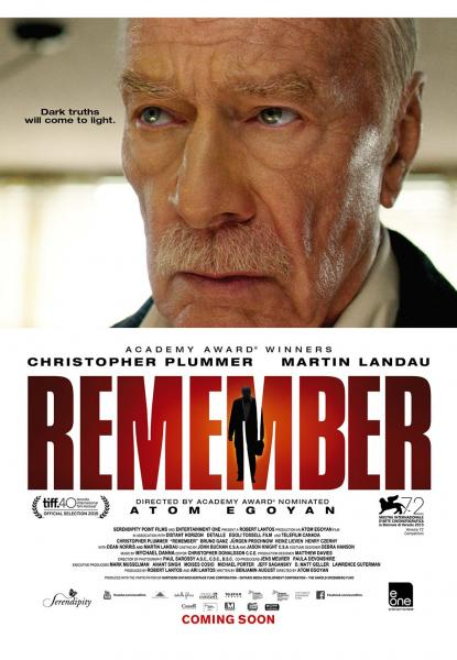 review of the filme remember the