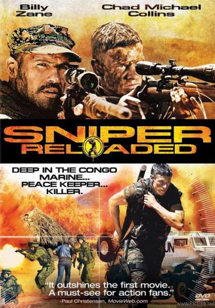 Sniper Reloaded (2011) Hindi Dubbed Movie