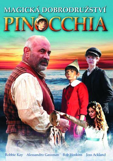 Re: Magická dobrodružství Pinocchia / Pinocchio (2008)