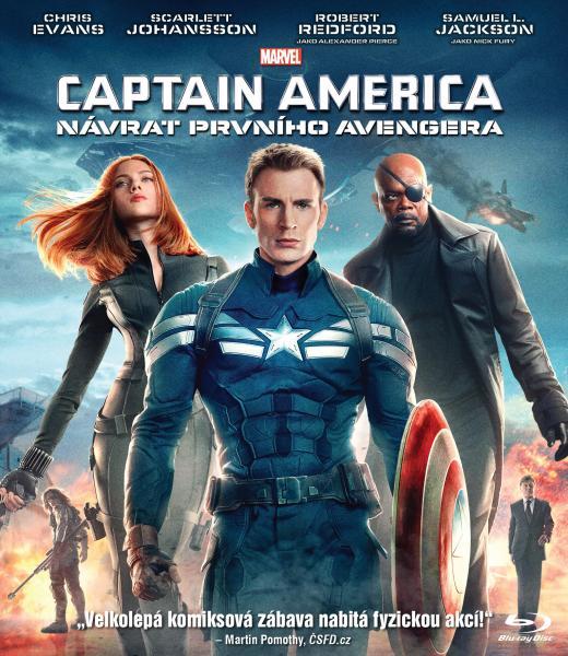 Captain America: Návrat prvního Avengera / Captain America