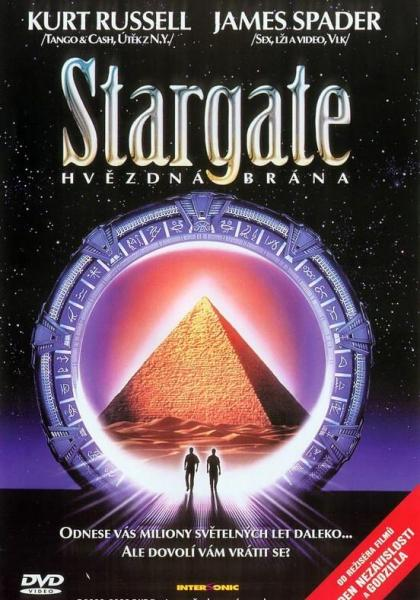 stargate 1994 movie poster metallic variant stargate and