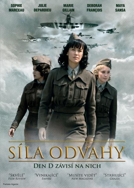 Re: Síla odvahy / Female Agents (2008)