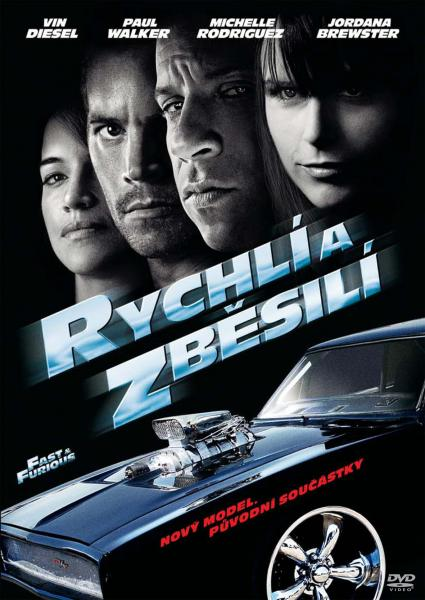 Rychlí a zběsilí / Fast & Furious (2009)