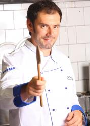 S Italem v kuchyni
